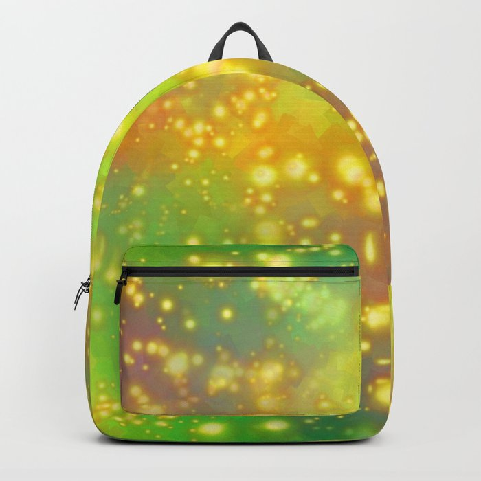 Out Of This World Abstract Backpack