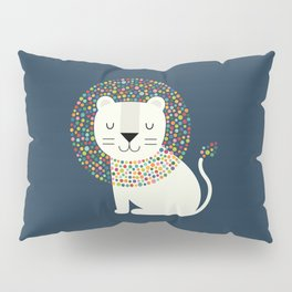 As A Lion Pillow Sham