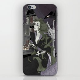 Let Your Hair Down iPhone Skin
