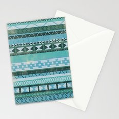Native Spirit (cool version) Stationery Cards