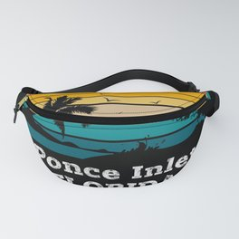 Ponce Inlet FLORIDA Fanny Pack