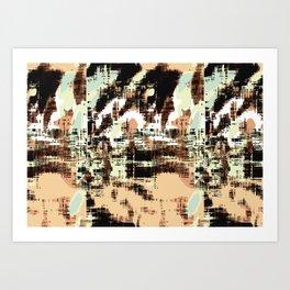 abstracto Art Print