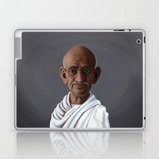 Celebrity Sunday ~ Mahatma Gandhi Laptop & iPad Skin