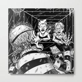 The Tale of Prisoner's Past Metal Print
