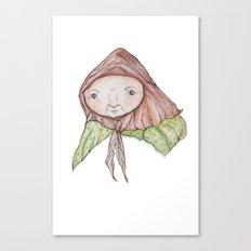 Grannie Canvas Print