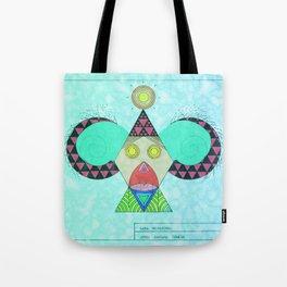 Cara Hexagonal Tote Bag