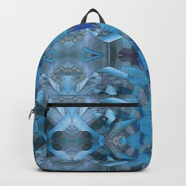 HDR Wild Flower Vision Geometry Backpack