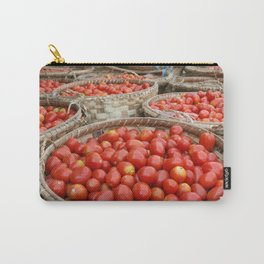 Big Basket Tomatoes - Asia Market Carry-All Pouch