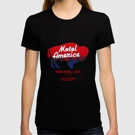 america  motel T-shirt