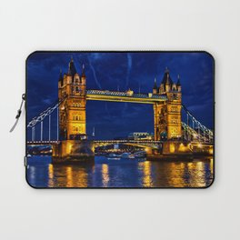 Tower Bridge , London, England, UK Laptop Sleeve