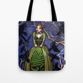 Inner Labyrinth Tote Bag