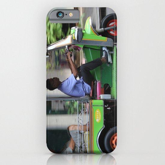 Tuk Tuk iPhone & iPod Case