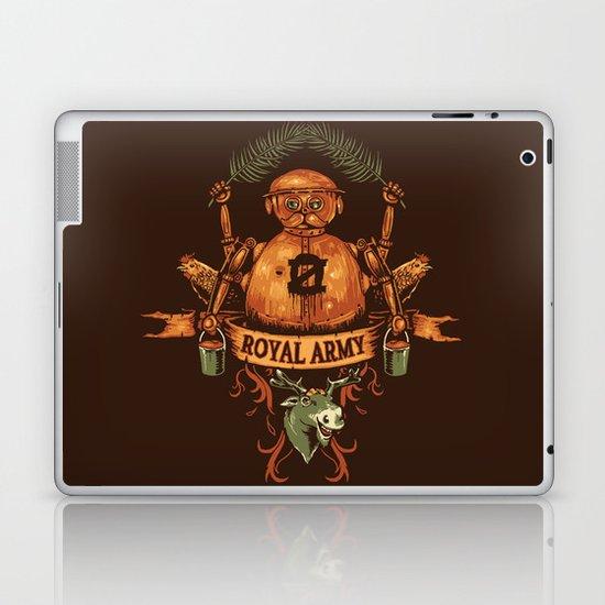 Royal Army Laptop & iPad Skin