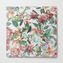 Botanical Garden II Metal Print