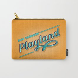 Playland Carry-All Pouch