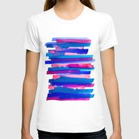 study T-shirts featuring Color Study by Jacqueline Maldonado