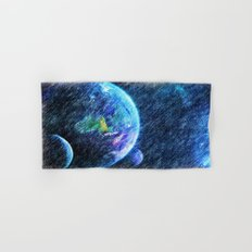 Far out there Hand & Bath Towel