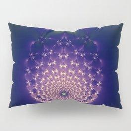 Fractal Storm Pillow Sham