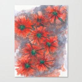 Romantic Flavoring Canvas Print