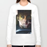 drive Long Sleeve T-shirts featuring Drive by Jordan Grimmer