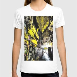 London Graffiti Art T-shirt