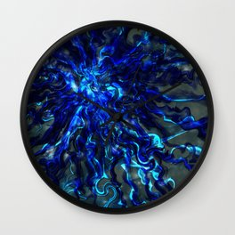 Celluloid Poetry Wall Clock