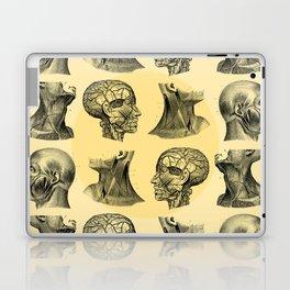 Human Anatomy Pattern II Laptop & iPad Skin