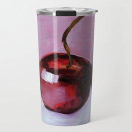 Cherries, cherry, fruit summer Travel Mug