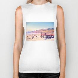 I Like California Beaches, Do You? Biker Tank