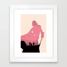 A New Hope Framed Art Print
