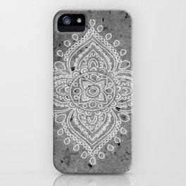 Henna Inspired 5 iPhone Case
