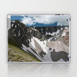 Cima del Redentore and Pizzo del Diavolo Laptop & iPad Skin