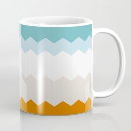 Sea waves palette Coffee Mug