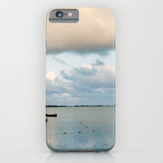Blue Sunrise iPhone & iPod Case