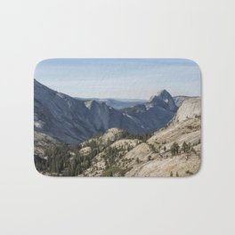 The Other Side of Half Dome Bath Mat