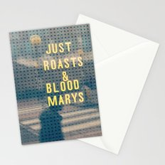 Just Roasts & Bloody Marys Stationery Cards