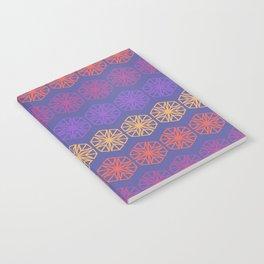 Vintage Kaleidoscope Notebook