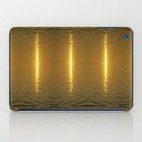 swedish iPad Cases featuring Swedish Ripples by LesImagesdeJon