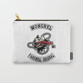 Mongrel Farewell Carry-All Pouch