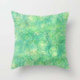 Spring Sprung Throw Pillow