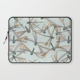 watercolor dragonflies Laptop Sleeve