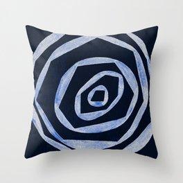 awake and alive Throw Pillow