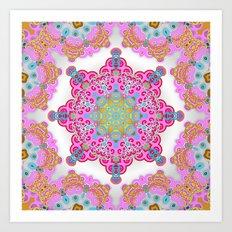 Mix&Match  Spring Love 03 Art Print