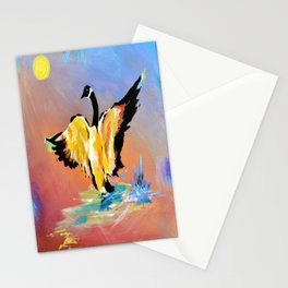 Loosey Goosey Stationery Cards