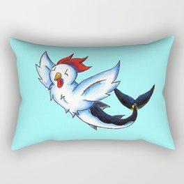 Chickenfish Rectangular Pillow