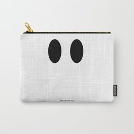Inspired by : A Ghost Story Carry-All Pouch