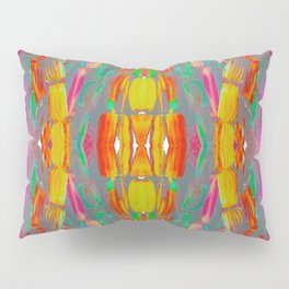 Dream Shade Sugarcane Pattern Pillow Sham