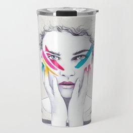 War Paint Ramona Travel Mug