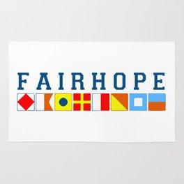 Fairhope - Alabama. Rug