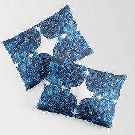Ocean Imprint Pillow Sham